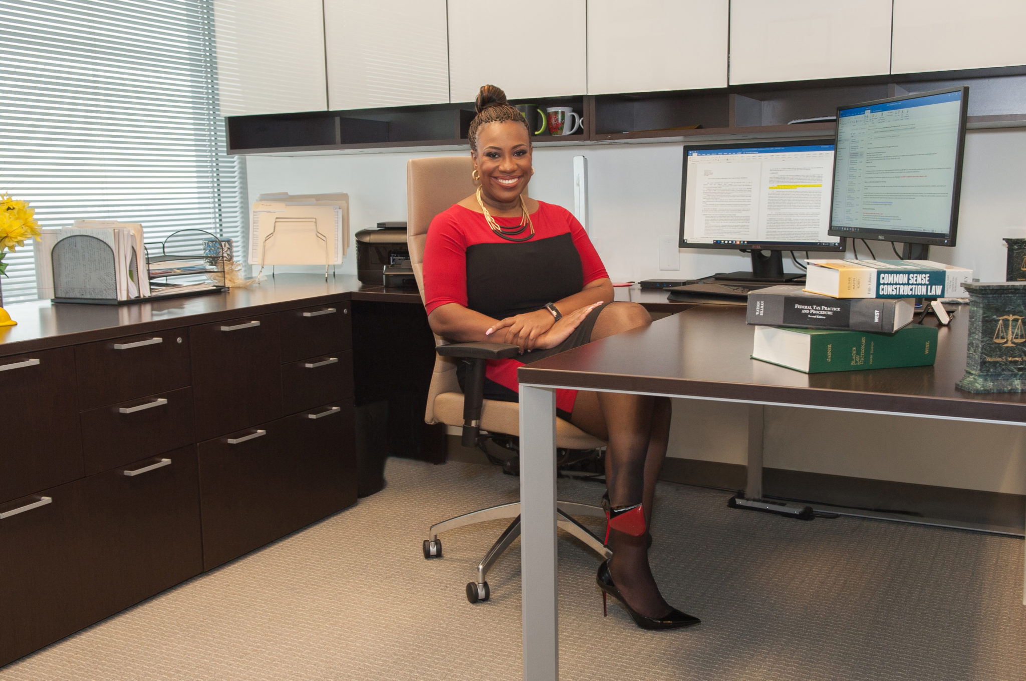 EVP and General Counsel Yasmine Murray